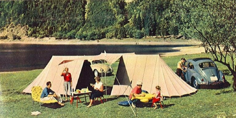 Camping siden 1964